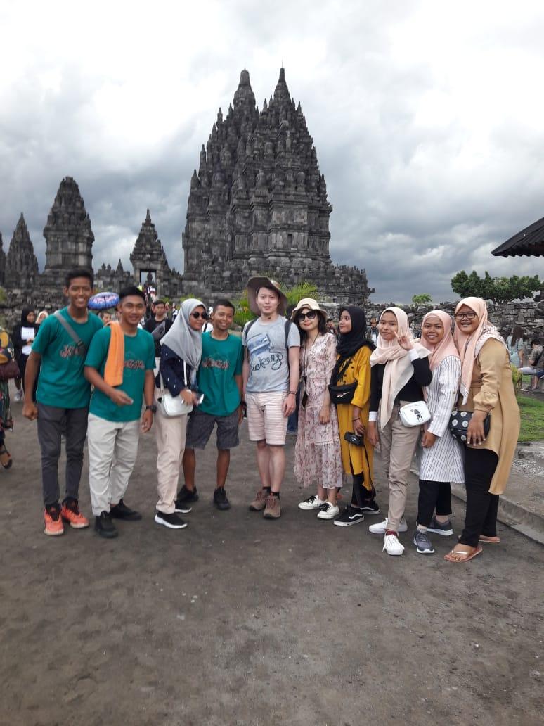 Perjalanan Study Kampus Dan Edukasiwisata Yogyakarta 2 Habis Menara Madinah